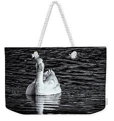 Pekin Duck Monochrome Weekender Tote Bag