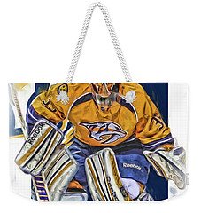 Pekka Rinne Nashville Predators Weekender Tote Bag