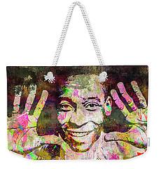 Pele Weekender Tote Bag by Svelby Art