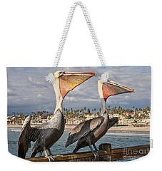 Pelican - A Happy Landing Weekender Tote Bag