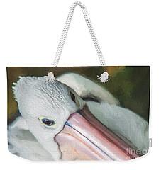 Pelican Brief   Go6 Weekender Tote Bag