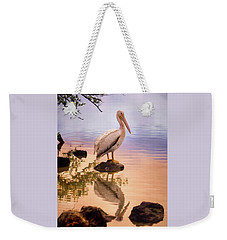 Pelican Connection 2 Weekender Tote Bag