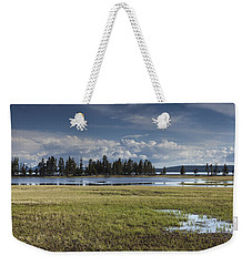 Pelican Creek Weekender Tote Bag