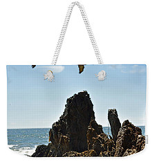 Pelican Inspiration Weekender Tote Bag