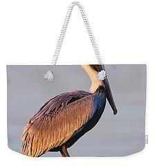 Pelican Perch Weekender Tote Bag