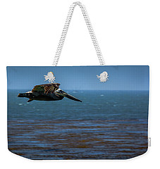 Pelican  Weekender Tote Bag by Randy Bayne