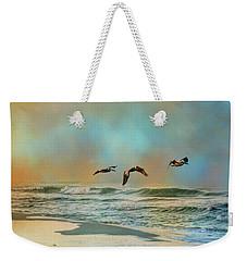 Pelican Trio Weekender Tote Bag