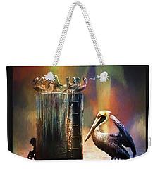 Pelican Ways Weekender Tote Bag