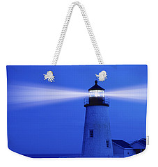 Pemaquid Lighthouse Weekender Tote Bag