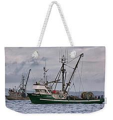 Pender Isle And Santa Cruz Weekender Tote Bag