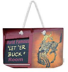 Pendleton Round Up Mural Weekender Tote Bag