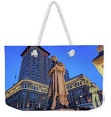 Penn Square Lancaster City Weekender Tote Bag