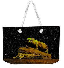 Penn State Stars Weekender Tote Bag by DJ Fessenden