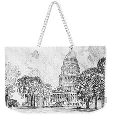 Pennell Capitol, 1912 Weekender Tote Bag by Granger