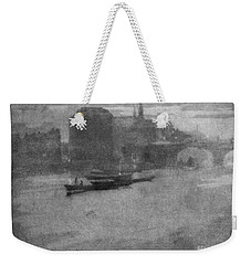 Pennell Thames, 1903 Weekender Tote Bag by Granger