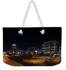 Penn's Landing Weekender Tote Bag