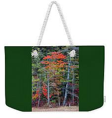 Pennsylvania Laurel Highlands Autumn Weekender Tote Bag by John Stephens