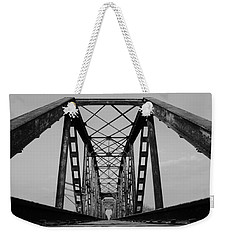 Pennsylvania Steel Co. Railroad Bridge Weekender Tote Bag