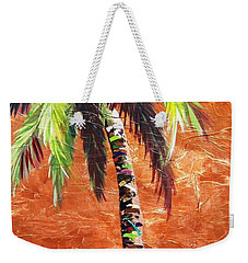 Penny Palm Weekender Tote Bag