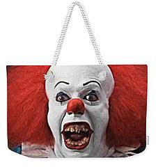 Pennywise The Clown Weekender Tote Bag