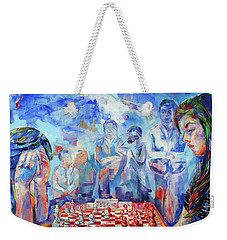 Pensamiento Flotante - Floating Mind Weekender Tote Bag