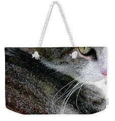 Pensive Weekender Tote Bag