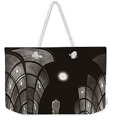 Pensive Nude In A Surreal World Weekender Tote Bag