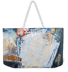 Pentagraphic Weekender Tote Bag by Ron Stephens