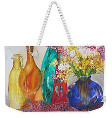 Pentallegro, The Happy Five Weekender Tote Bag