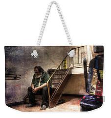 Penury - A Work In Progress Weekender Tote Bag