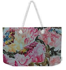 Peoney20161229_9 Weekender Tote Bag