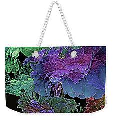 Peony Profusion 106 Weekender Tote Bag