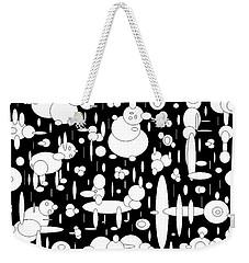 Peoples Weekender Tote Bag