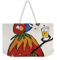Pepita - Grapefruit Drinks - Vintage Advertising Poster Weekender Tote Bag