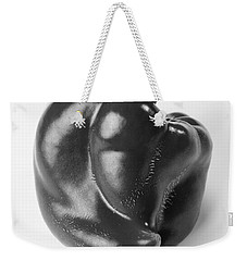 Pepper 2 Weekender Tote Bag by Sean Griffin