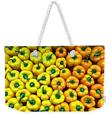 Pepper A Plenty Weekender Tote Bag