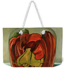 Peppers Weekender Tote Bag