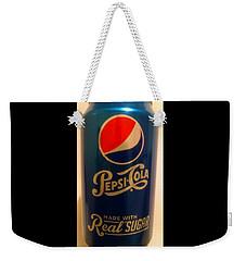 Pepsi Cola Weekender Tote Bag