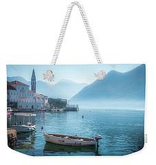 Perast Montenegro Weekender Tote Bag