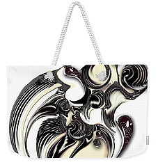 Perceptive Formation Weekender Tote Bag