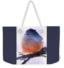 Perched Weekender Tote Bag