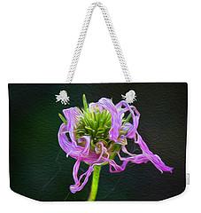 Perfect Curls In Pink Weekender Tote Bag