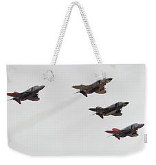 Perfect Formation Weekender Tote Bag