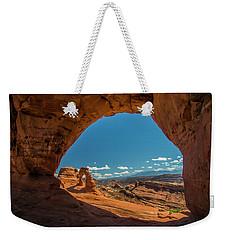 Perfect Frame Weekender Tote Bag