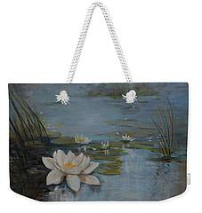 Perfect Lotus - Lmj Weekender Tote Bag