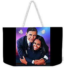 Perfect Love Weekender Tote Bag