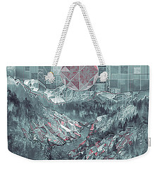 Perfect Nature Weekender Tote Bag by Bekim Art