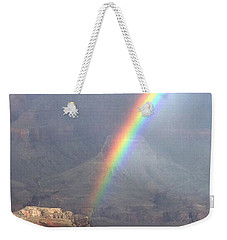Perfect Rainbow Kisses The Grand Canyon Weekender Tote Bag
