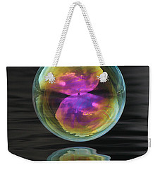 Perfect Sphere Weekender Tote Bag