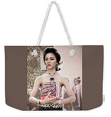 Performance Of Beauty Weekender Tote Bag by Ian Gledhill